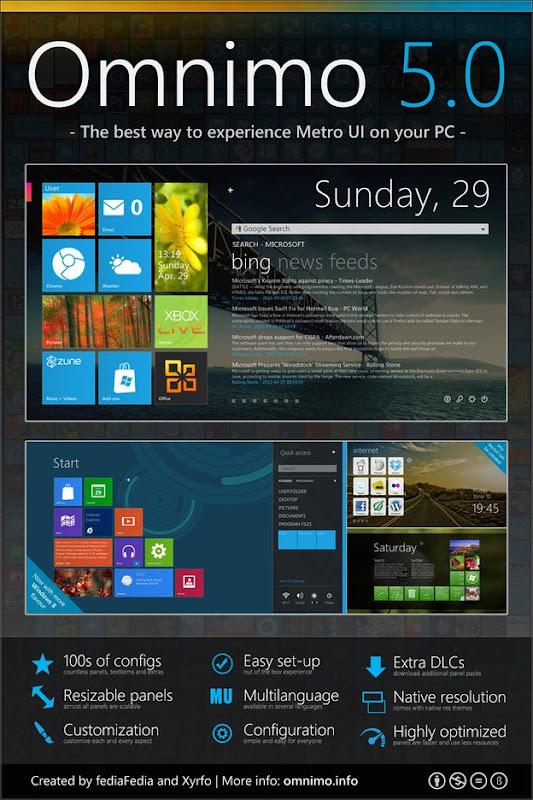 Omnimo 5.0 Windows 7