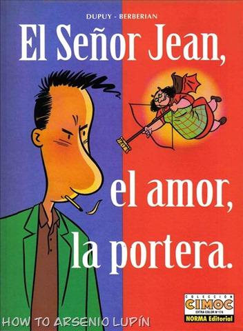 P00001 - El Señor Jean #1