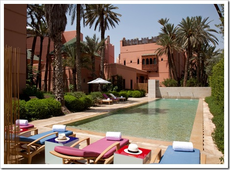The Royal Mansour - marrocco