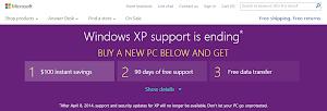 Microsoft - sconto di 100$