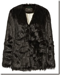 By Malene Birger Faux Fur Jacket