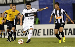 Atlético Mineiro y Brasil por el título Copa Libertadores 2013