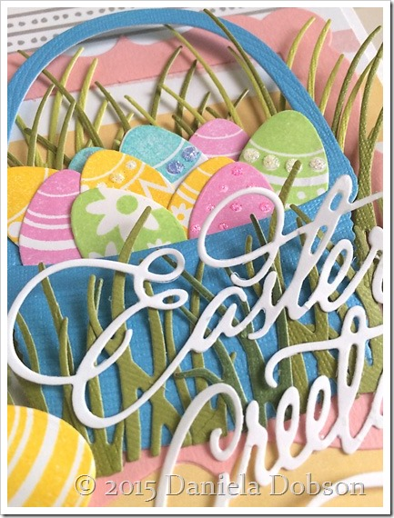 Easter greetings close by Daniela Dobson