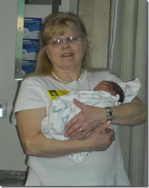 Grandma Kemp