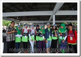 Wisata Edukasi ke Pantai Cermin di Kota Medan Sumatera Utara