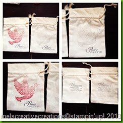 Christmas Treat Bag 1