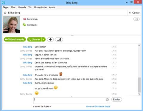 Migración de Messenger a Skype