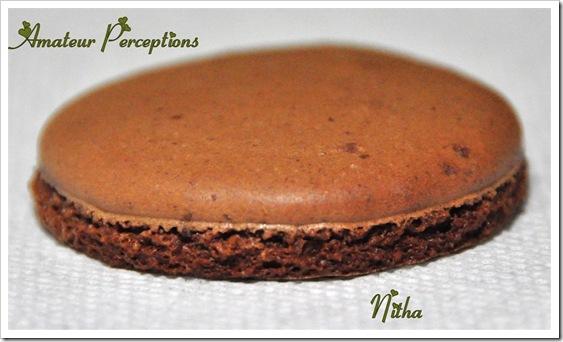 Chocolate Macaroons 3
