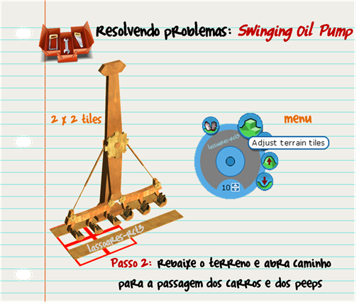 Resolvendo problemas III Swinging Oil Pump (Tutorial) lassoares-rct3