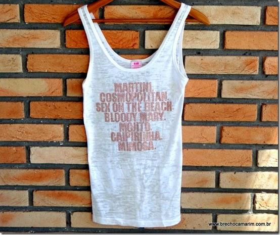 camiseta Evil Brecho Camarim-002