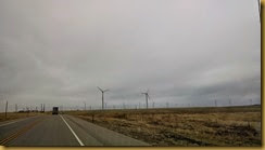 Wind farm TX