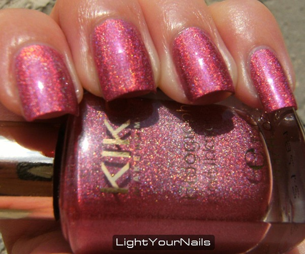 Kiko #402 Jewel Pink (Lavish Oriental)