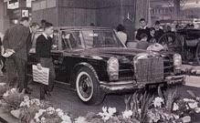 1964-2 Mercedes 600 Pullman