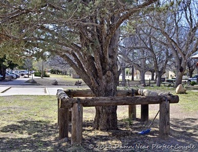 Patagonia Hitching Post