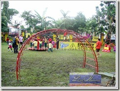 Tiger Energy Biscuit Gives Energy Playground to Hospicio de San Jose