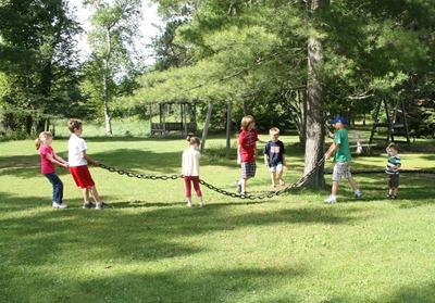 Logging Camp at Cabin July 2011 (28)