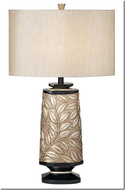 Marrakesh Garden Table Lamp (87-1702-S6) Kathy Ireland Lamp Pacific Lighting company for Client Cook