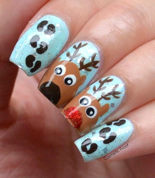 Reindeer Nails (4)