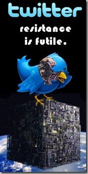 Twitter as Borg