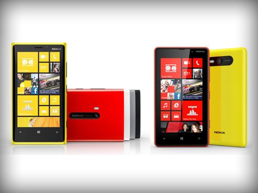 Nokia Lumia 920 and Lumia 820 Philippines