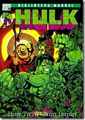 P00033 - Biblioteca Marvel - Hulk #33