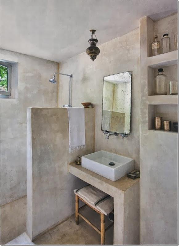 Casa a bruxelles toni neutri e mobili di recupero case e interni - Recupero mobili ...