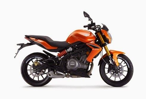 Benelli TNT 250 – Upcoming Bike in 2015