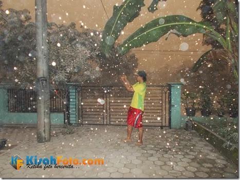 Suasana Hujan Abu Letusan Gunung Kelud_09
