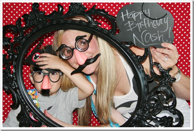 Slickpaw's Pics...Nash's 1st bday party 162