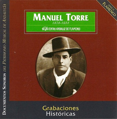 1997 Manuel Torre grabaciones historicas (Portada) 001