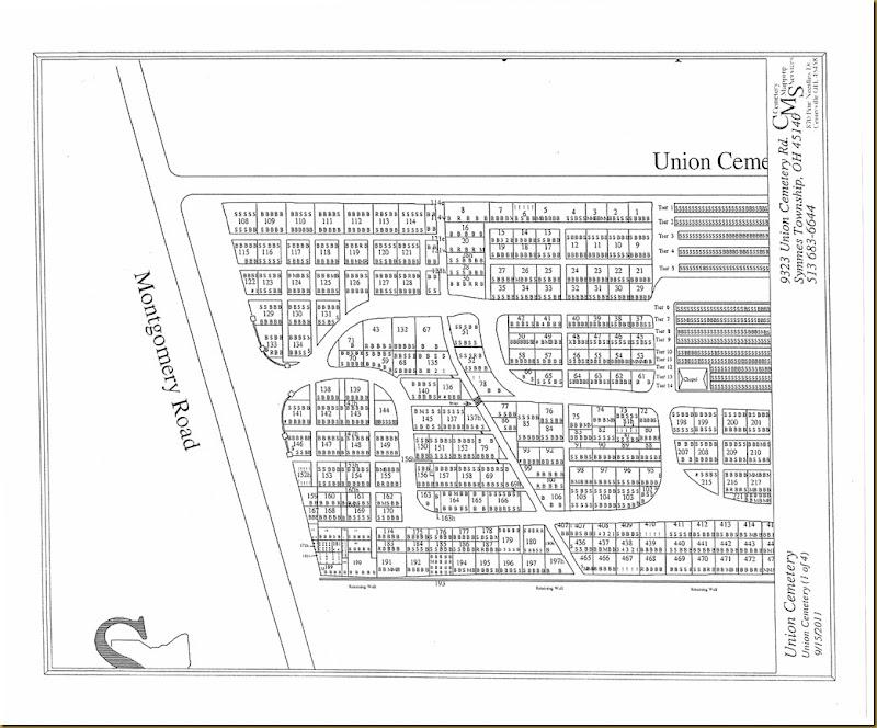 Union CemeteryMap,SymmesTwp,Hamiltonco,OH_0002
