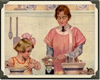 Mom&DaugherBake