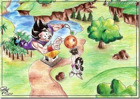 Gohan_and_Videl_by_Videl90