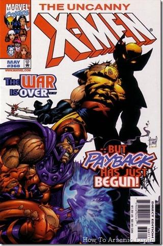 2012-01-30 - X-Men - De la Guerra de Magneto a Magneto Rex