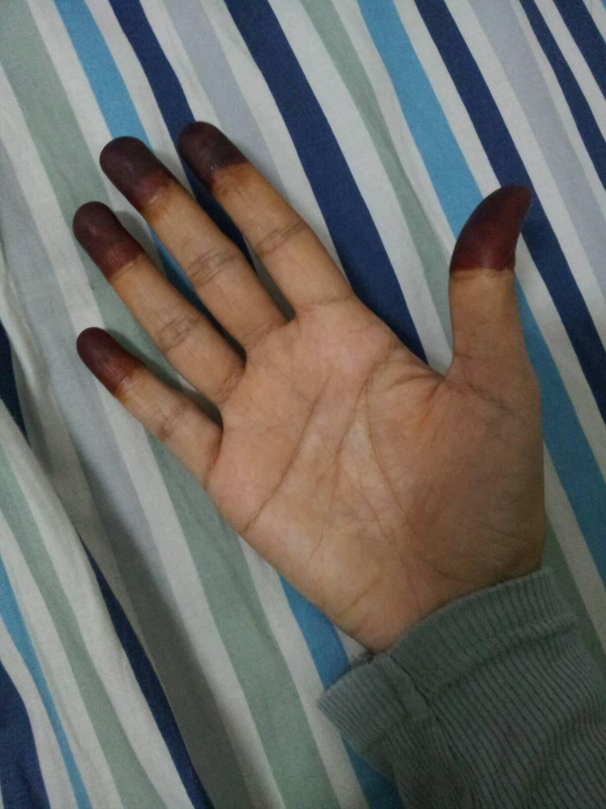 Henna Party Mehndi Kerucut Merah : Inai merah