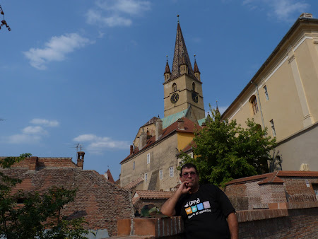 Sibiu: The Evangelist Cathedral