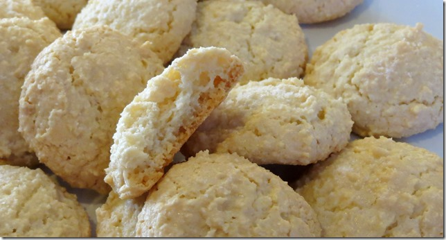 Almond Cookies 3-10-13