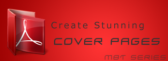 Create PDF Cover Pages