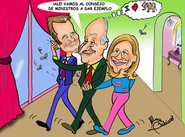 EL REY Y EL CONSEJO DE MINISTROS2