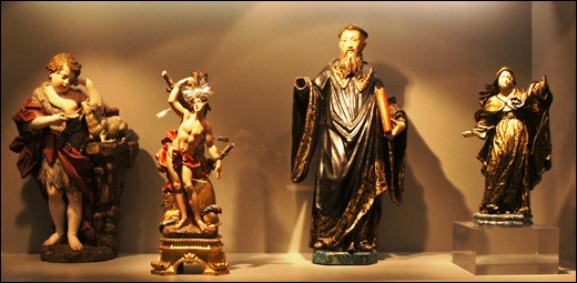 Gloria Ishizaka - museu de são roque - São João Batista, São Sebastião, Santo Amaro e Santa Teresa 2