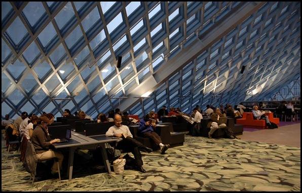 Bibliothèque centrale de Seattle -3