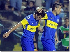 Ledesma gol de Boca