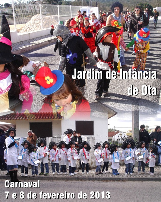 Jardim Infancia Ota - Carnaval 2013 (1)