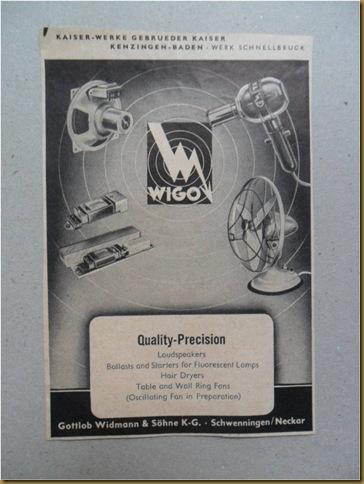 Reklame Wigo