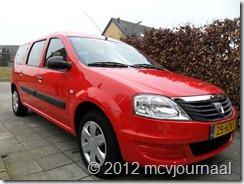 Dacia Logan MCV Rouge Passion 07