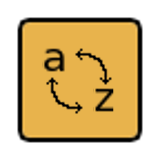 Anagrammes LOGO-APP點子