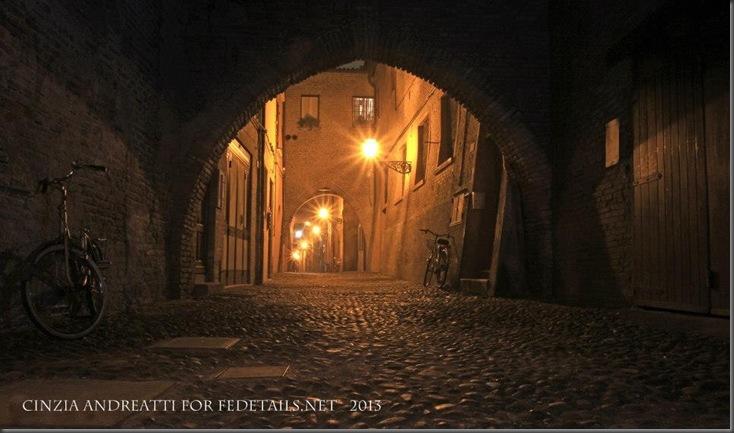 Cinzia Andreatti for Fedetails.net, Via delle Volte, Photo 1, Ferrara, Emilia Romagna, Italy - Property and Copyrights of Cinzia Andreatti