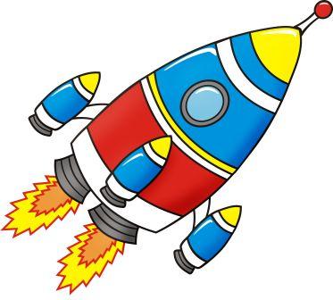 Ракета для детского сада