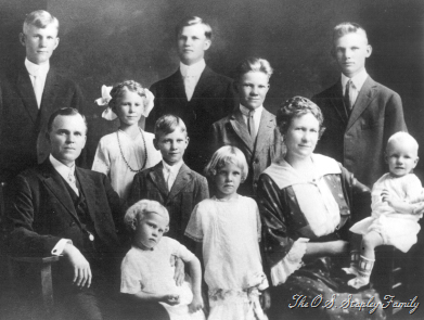 The O. S. Stapley Family
