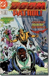 P00021 - Doom Patrol v2 #17